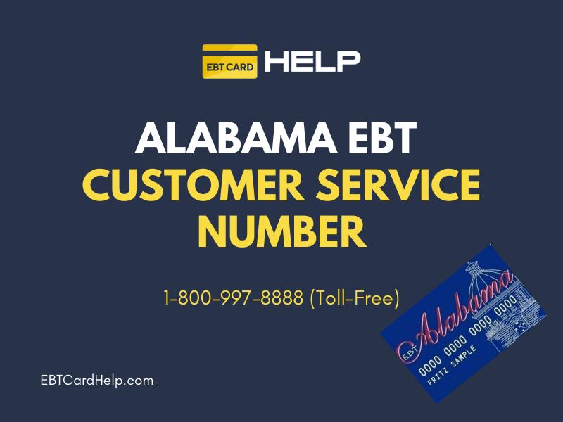 """""""Alabama EBT Phone Number"""""""
