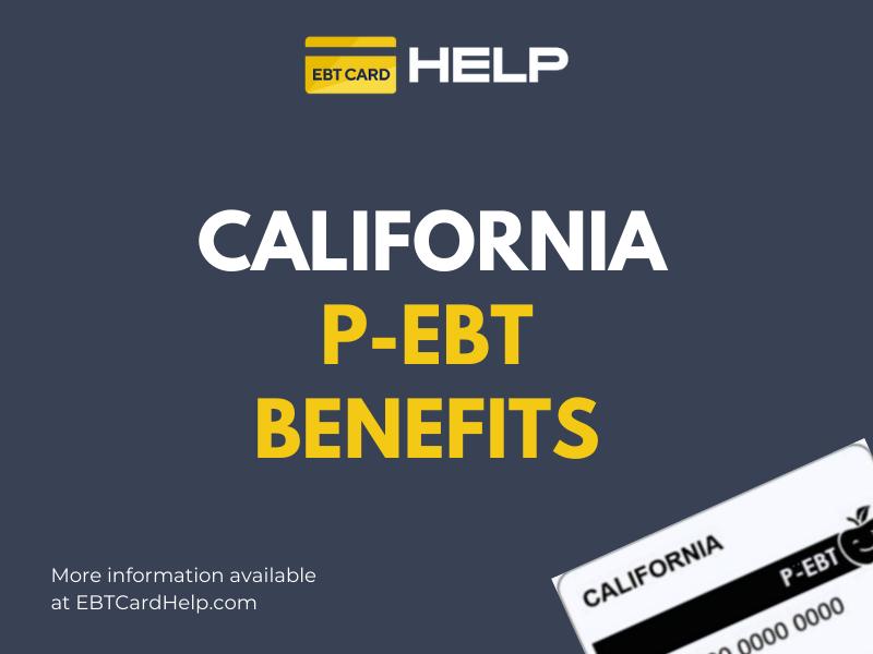 """""""California P-EBT Balance and Login"""""""