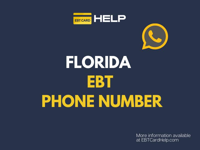 """Florida EBT Customer Service"""