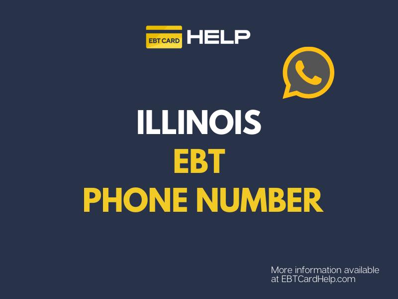 """""""Illinois EBT Customer Service"""""""