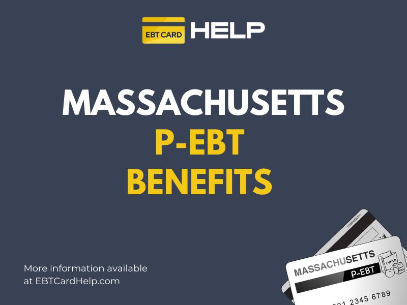 """""""Massachusetts P-EBT Balance and Login"""""""