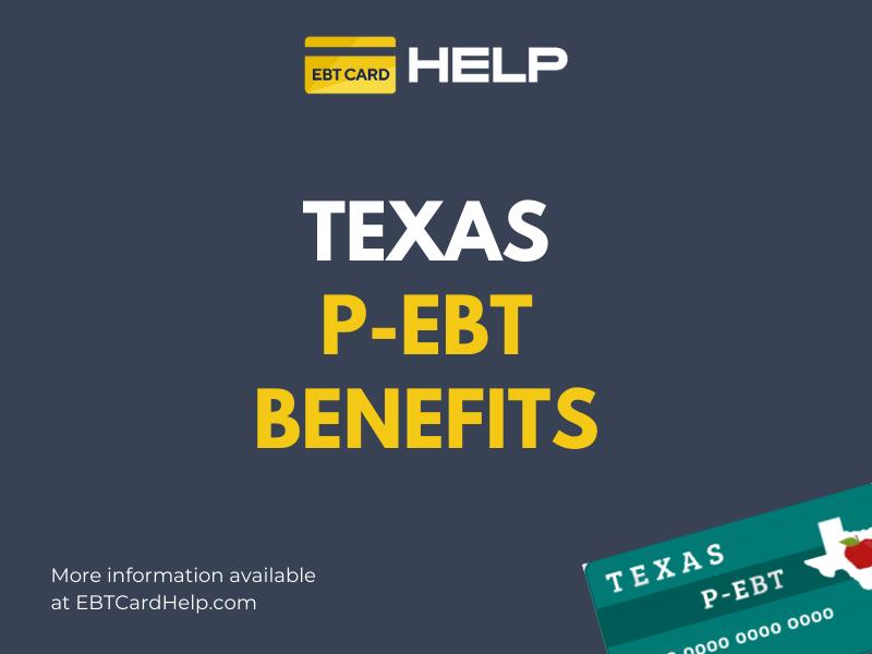 """""""Texas P-EBT Balance and Login"""""""